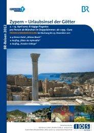 Zypern – Urlaubsinsel der Götter - Bayern 1 Radioclub