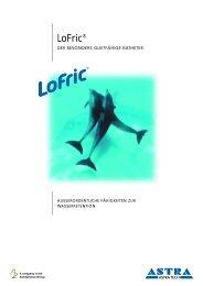 LoFric® - Astra Tech
