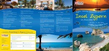 im schönen Hotel Athena Beach Zypern – historisch, facettenreich ...