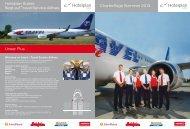 Hotelplan Suisse fliegt auf Travel Service Airlines Unser Plus ...