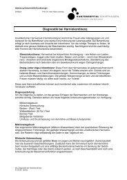 Diagnostik bei Harninkontinenz - litschgi.org