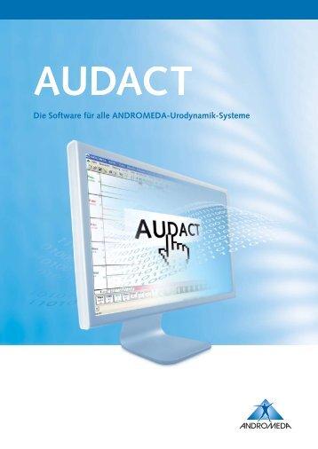 AUDACT - andromeda