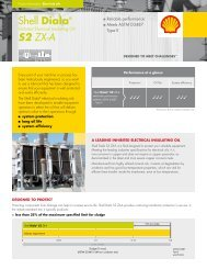 Shell Diala® S2 ZX-A