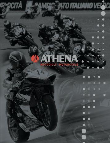 hONDA 50 CC - Athena