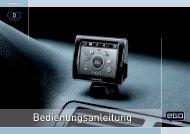 Bedienungsanleitung - Deutsch (Deutschland) - Funkwerk ...