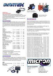 micron Systems GmbH - bei Micron Systems!