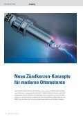 MTZ Neue Zündkerzen-Konzepte für moderne Ottomotoren - Seite 2