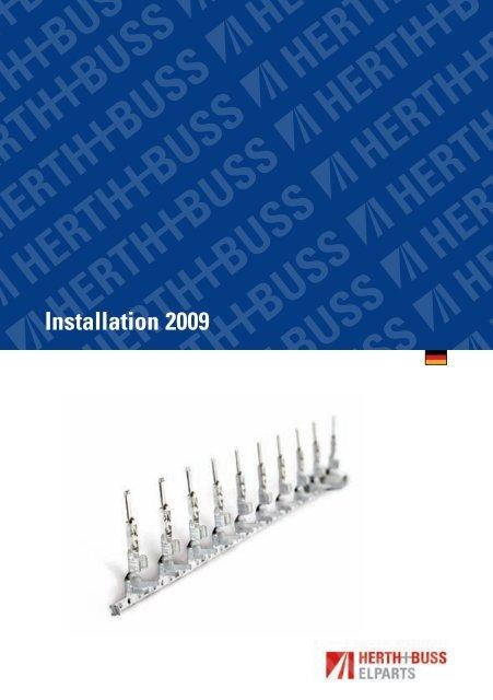 HERTH+BUSS ELPARTS 51270100 Isolierschlauch