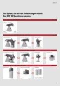 Prospekt Grit GI & GX Serie - Stadler Maschinenhandel - Seite 5