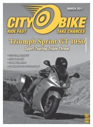 Triumph Sprint GT 1050 - Level Five Graphics