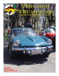 TRiumph TRumpeter - DCTRA