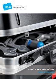 buw Werkzeugkoffer fj:Profi Akamp 5 - European Quality Tools