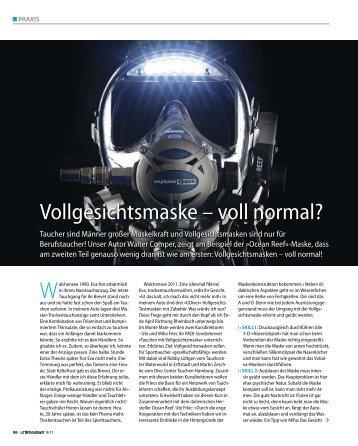 UNTERWASSER - Magazin 09/2011 - Frlec.net