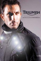 Scarica il Catalogo - Numero Tre - Triumph