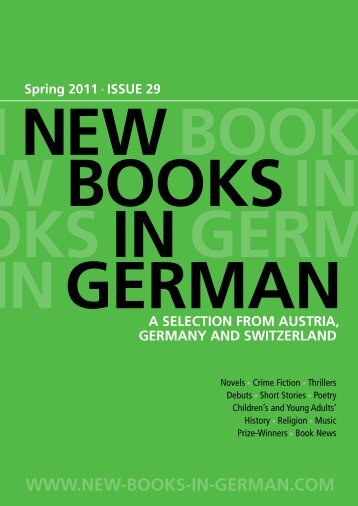 Download - New Books in German