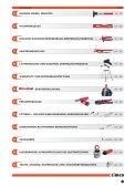 Das komplette Werkzeugprogramm für Elektroindustrie und ... - Seite 3