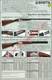 beretta – waffen - ACP-Waffen
