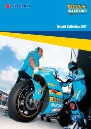 MotoGP Kollektion 2007 - Suzuki Marine