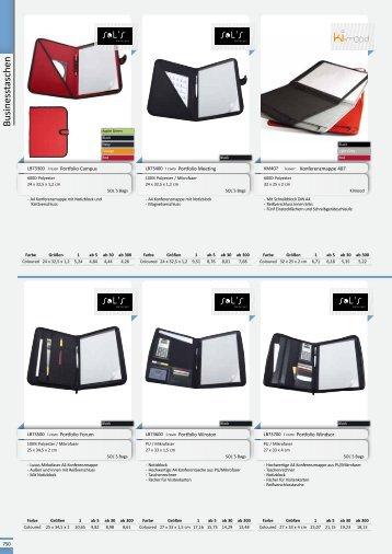PDF - Businesstaschen - Cico