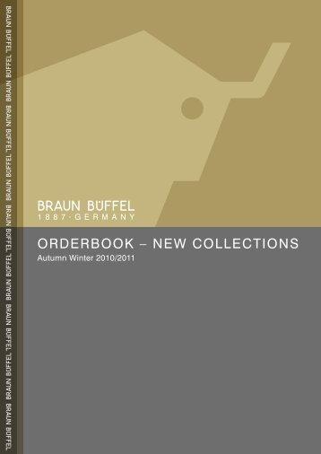 OrderbOOk – New COlleCtiONs - Delmas