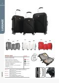 LuGGAGE BACkpACkS ACCESSoriES 2012 - haeusser - Seite 4