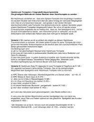 Hacklmusic Trompeten : Upgrade:Eintauschpreisliste-3 Kopie