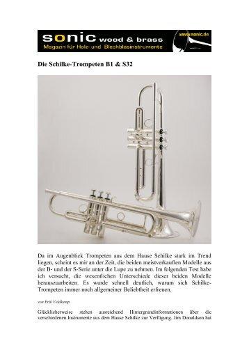Die Schilke-Trompeten B1 & S32 - Erik Veldkamp