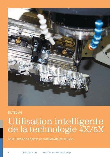 DTélécharger en version PDF (566 KB) - Makino Europe GmbH