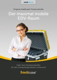 PDF-Prospekt herunterladen - Notebookwagen