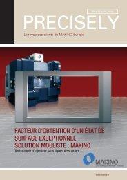 FACTEUR D'OBTENTION D - Makino Europe GmbH