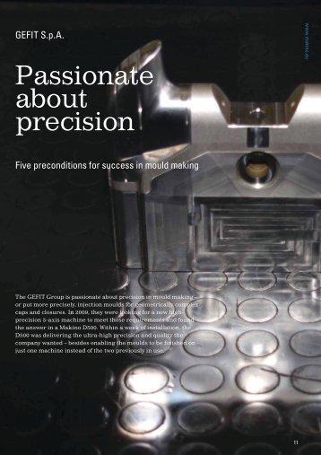 Download as PDF (552 KB) - Makino Europe GmbH