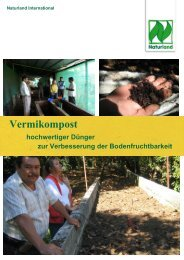 Vermi-Kompost - Naturland