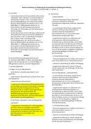 Verordnung zur Änderung der Arzneimittelverschreibungsverordnung