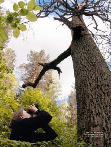 Rein in die Gummistiefel, raus in die Natur - Robert Bosch Stiftung