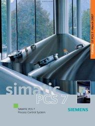 Catalog ST PCS 7 - March 2007