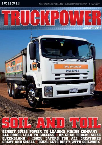 Launch this edition - Isuzu