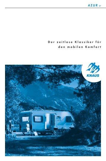 AZUR - Camping, Cars & Caravans