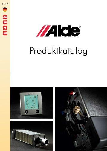 Produktkatalog - Alde