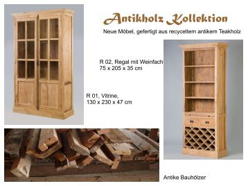prospekt holztr ume massivholzm bel mehr. Black Bedroom Furniture Sets. Home Design Ideas