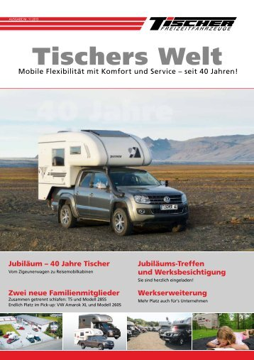 Tischers Welt - Tischer Pick-Up