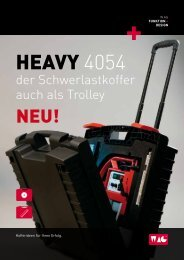 Mailing HEAVY 4054 - W.AG Funktion + Design