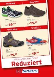 RUNNING WANDERN WALKING FUSSBALL - Behrens & Haltermann