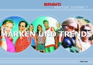Bravo Faktor Jugend 7 - jugendmarkt.com
