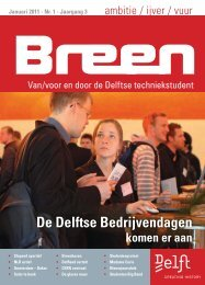jan. 2011 - Breen magazine