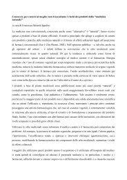 Leggi il commento della dott.ssa Francesca Menniti - Istituto ...
