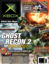 IT'S OFFICIAL! - Official Xbox Magazine