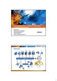 Utimaco - Sicherheit in Datennetzen - L und M Business IT GmbH