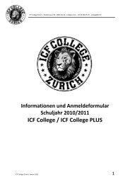 anmeldung 10_11 - ICF Zürich