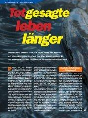 Totgesagte leben länger - Raubfisch