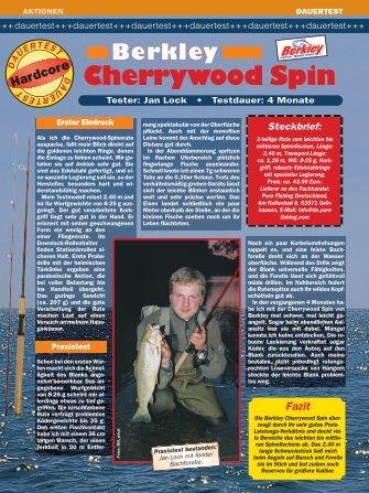 Berkley Cherrywood Spin - Raubfisch